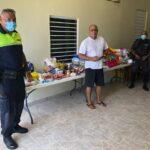 police customs donation 1