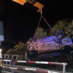 police accid prins bernhard bridge