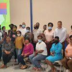 School representatives at the Childfund St. Maarten presentation